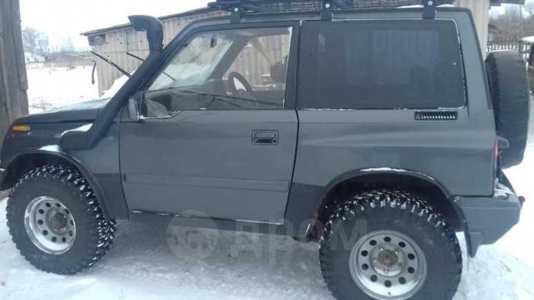 Suzuki Escudo, 1991 год, 380 000 руб.