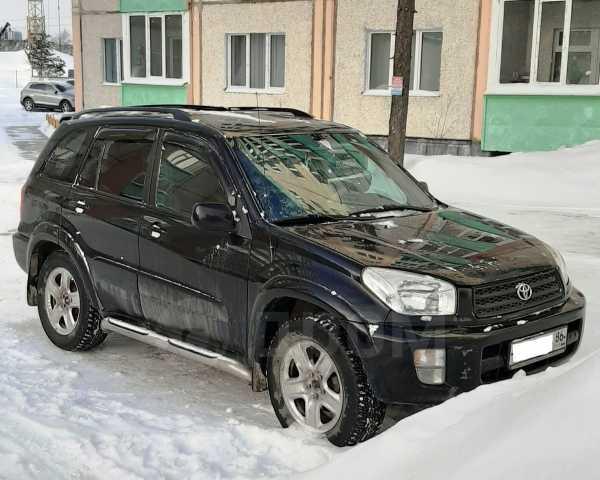 Toyota RAV4, 2002 год, 410 000 руб.