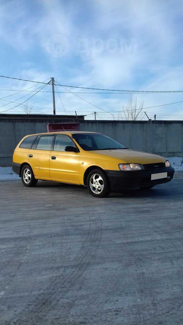 Toyota Caldina, 1999 год, 145 000 руб.