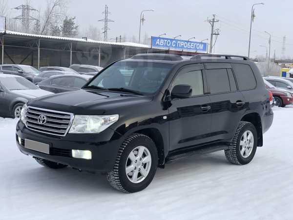 Toyota Land Cruiser, 2008 год, 1 499 000 руб.