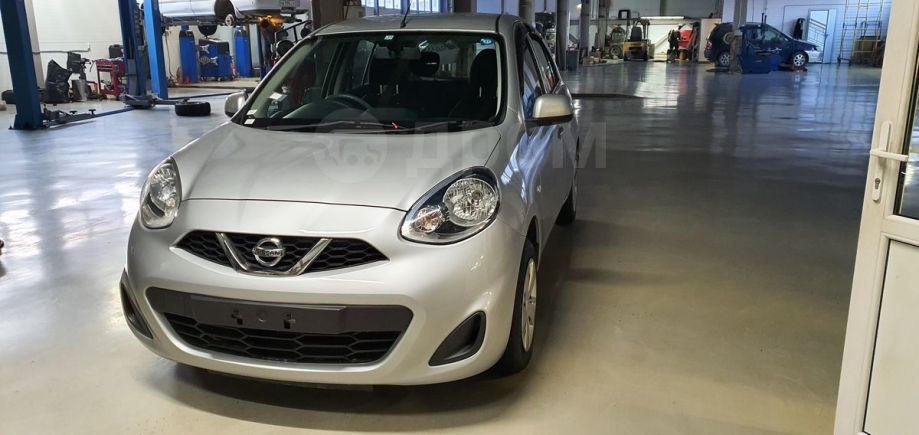 Nissan March, 2015 год, 435 000 руб.