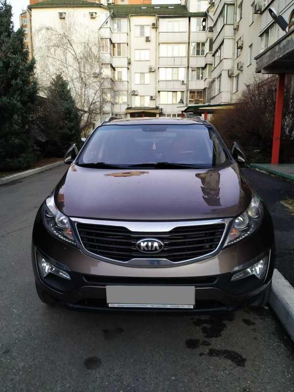 Kia Sportage, 2013 год, 855 000 руб.