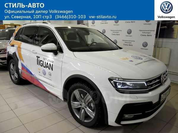 Volkswagen Tiguan, 2019 год, 2 250 000 руб.