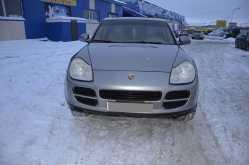 Курган Cayenne 2003