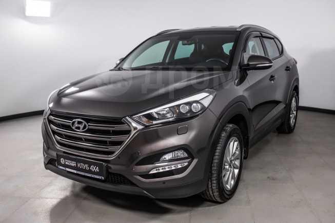 Hyundai Tucson, 2016 год, 1 259 000 руб.