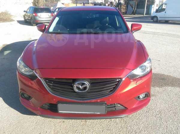 Mazda Mazda6, 2014 год, 890 000 руб.