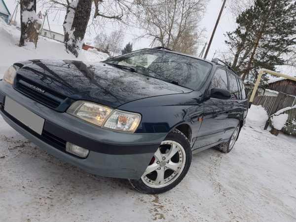 Toyota Caldina, 1995 год, 211 000 руб.