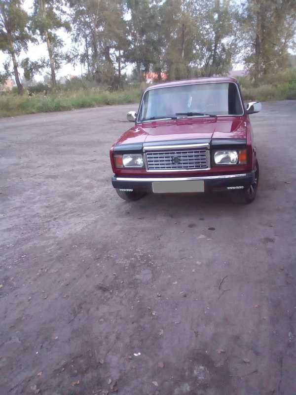 Лада 2107, 2007 год, 122 000 руб.
