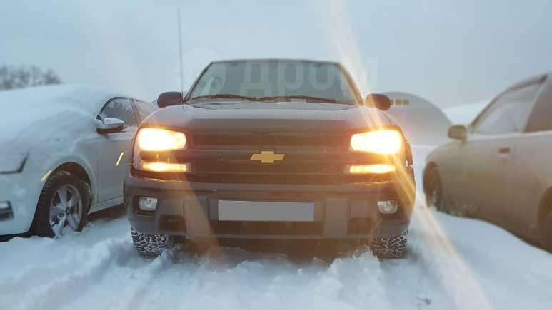 Chevrolet TrailBlazer, 2008 год, 570 000 руб.