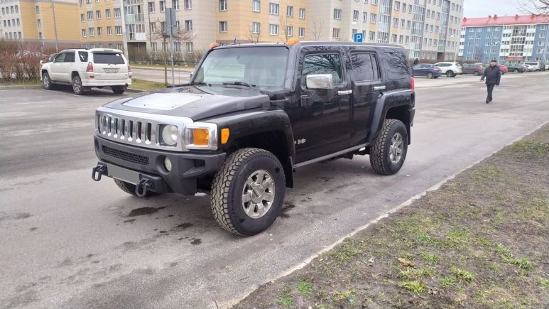 Hummer H3, 2005 год, 765 000 руб.