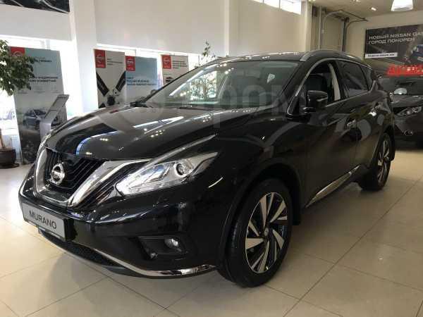 Nissan Murano, 2019 год, 3 195 000 руб.
