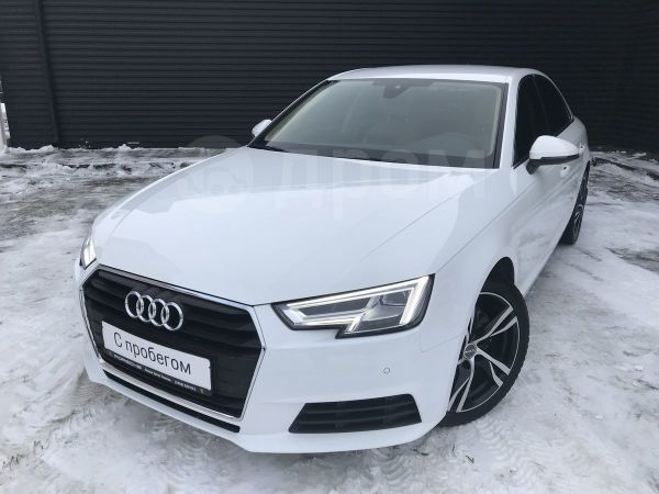 Audi A4, 2019 год, 1 790 000 руб.