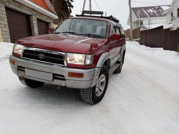 Toyota Hilux Surf, 1997 год, 670 000 руб.