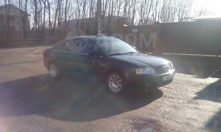 Audi A6, 2001 год, 170 000 руб.