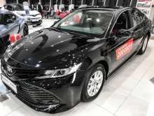 Москва Toyota Camry 2020