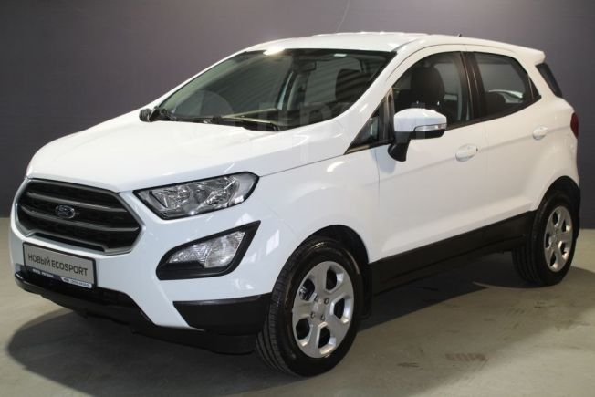 Ford EcoSport, 2019 год, 1 195 000 руб.