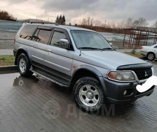 Mitsubishi Pajero Sport, 2004 год, 589 000 руб.