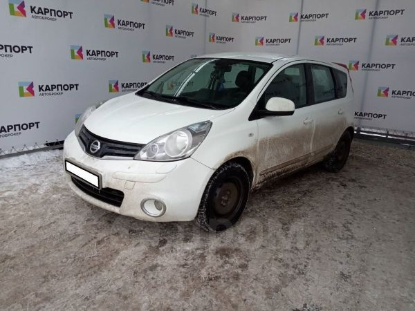Nissan Note, 2012 год, 482 000 руб.