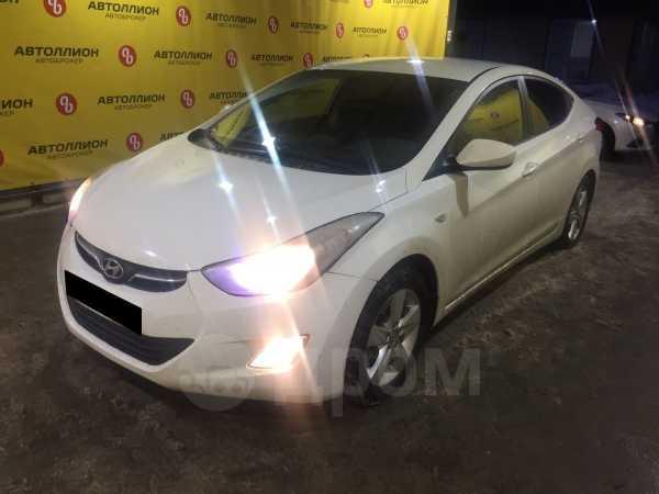 Hyundai Elantra, 2012 год, 472 000 руб.