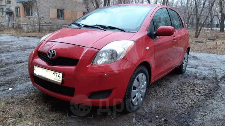 Toyota Yaris, 2009 год, 370 000 руб.