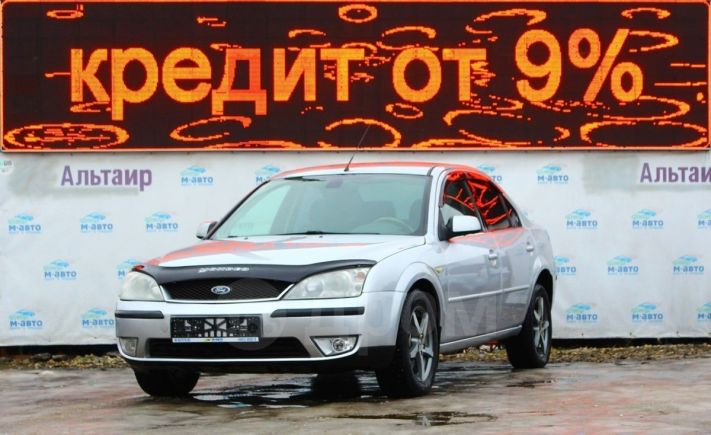 Ford Mondeo, 2003 год, 239 000 руб.