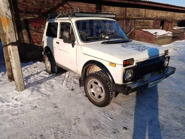 Лада 4x4 2121 Нива, 1988 год, 155 000 руб.