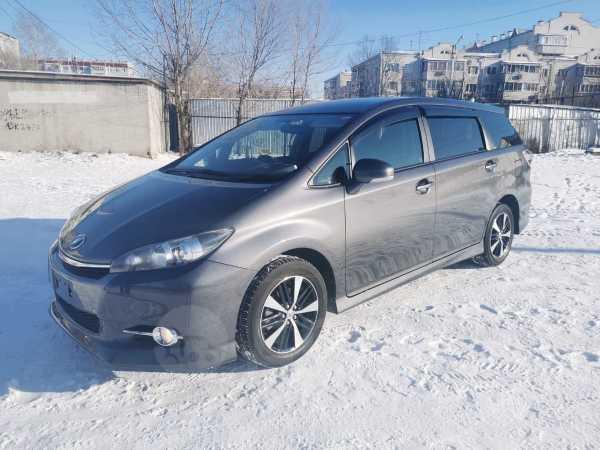 Toyota Wish, 2016 год, 1 035 000 руб.