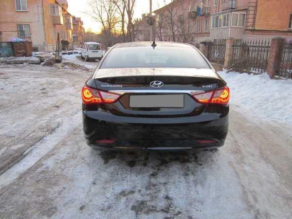 Hyundai Sonata, 2010 год, 565 000 руб.