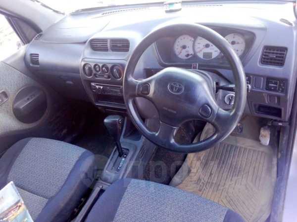 Toyota Cami, 2001 год, 130 000 руб.