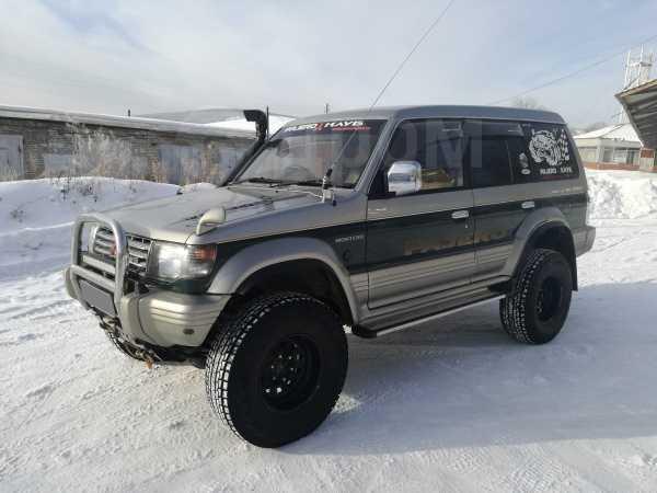 Mitsubishi Pajero, 1996 год, 625 000 руб.