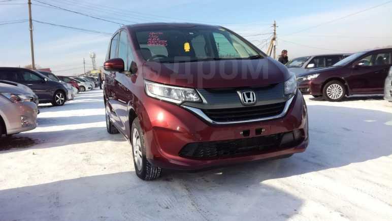 Honda Freed+, 2016 год, 960 000 руб.