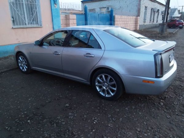 Cadillac STS, 2005 год, 650 000 руб.