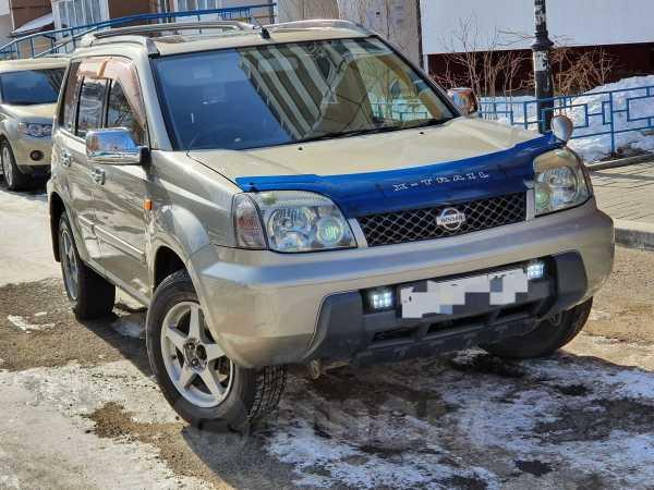 Nissan X-Trail, 2001 год, 320 000 руб.