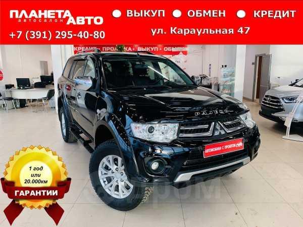 Mitsubishi Pajero Sport, 2013 год, 1 267 000 руб.