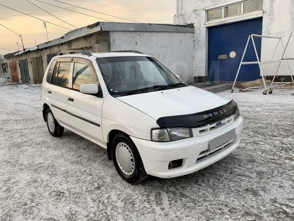 Ford Festiva, 1999 год, 133 000 руб.
