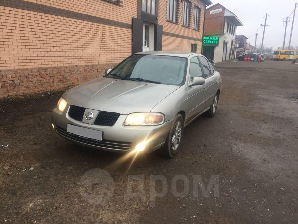 Nissan Sentra, 2003 год, 175 000 руб.