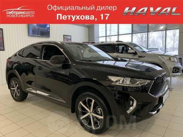 Haval F7x, 2019 год, 1 484 000 руб.