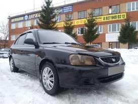 Уфа Accent 2008
