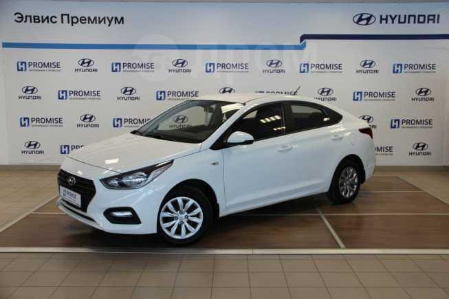 Hyundai Solaris, 2017 год, 677 000 руб.