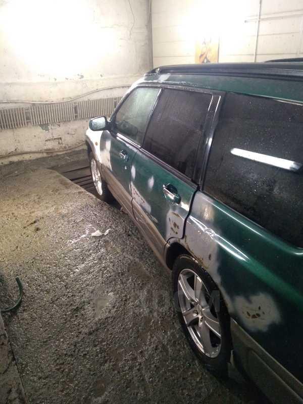 Subaru Forester, 1997 год, 165 000 руб.