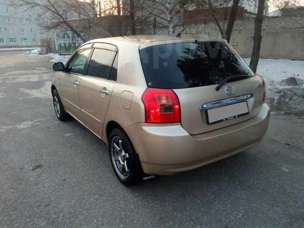 Toyota Allex, 2002 год, 345 000 руб.