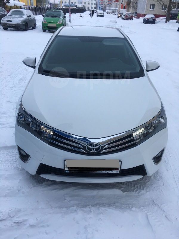 Toyota Corolla, 2014 год, 790 000 руб.