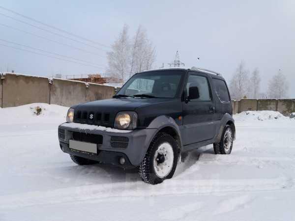 Suzuki Jimny, 2007 год, 439 000 руб.