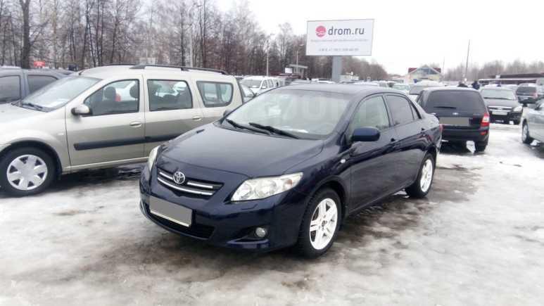 Toyota Corolla, 2008 год, 487 000 руб.