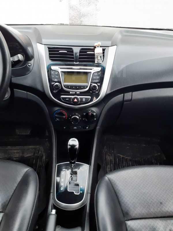 Hyundai Accent, 2013 год, 540 000 руб.