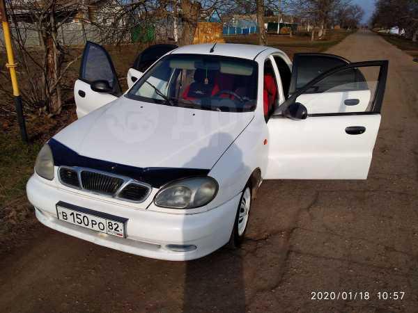 Daewoo Sens, 2005 год, 90 000 руб.