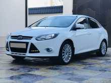 Урус-Мартан Ford Focus 2012