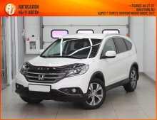 Сургут Honda CR-V 2013