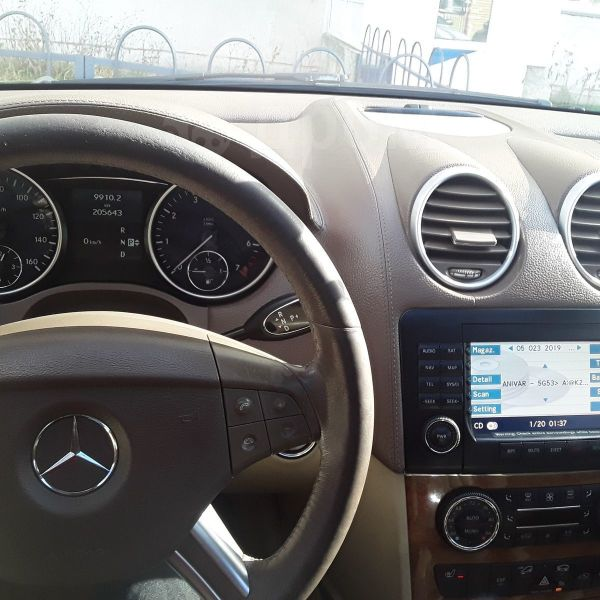 Mercedes-Benz GL-Class, 2007 год, 1 000 000 руб.