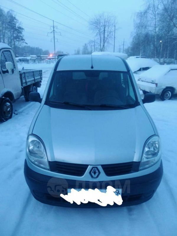 Renault Kangoo, 2008 год, 295 000 руб.